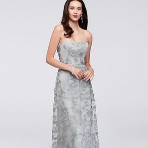 Oleg Cassini Prom Dress